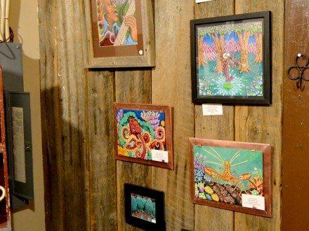 Gallery: FAC Holiday Art Exhibit – December 7, 2013-2