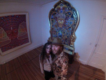 Gallery: A Psychedelic Pilgrimage to CoSM to Meet Graham Hancock-5