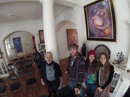 Gallery: A Psychedelic Pilgrimage to CoSM to Meet Graham Hancock-4