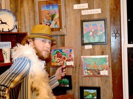 Gallery: FAC Holiday Art Exhibit – December 7, 2013-4