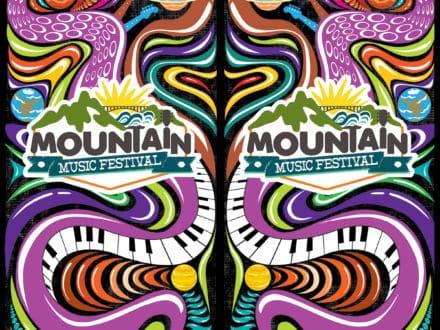 Illustration :: Mountain Music Festival 2021 Art-1