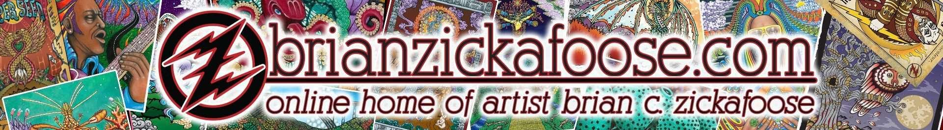 Brian Zickafoose :: Artist ~ Musician ~ Writer ~ Space Oddity